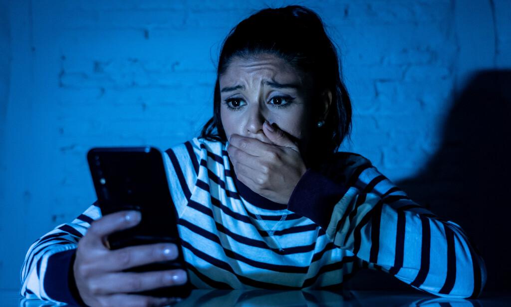 STJELER PENGER: Sikkerhetsforskere slår nå alarm om en ny skadevare på Android-telefoner som sikter seg inn på bank- og finanstjenester. Foto: Shutterstock / NTB Scanpix