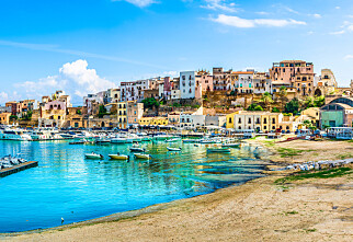 Italiensk øy vil betale halve flybilletten din