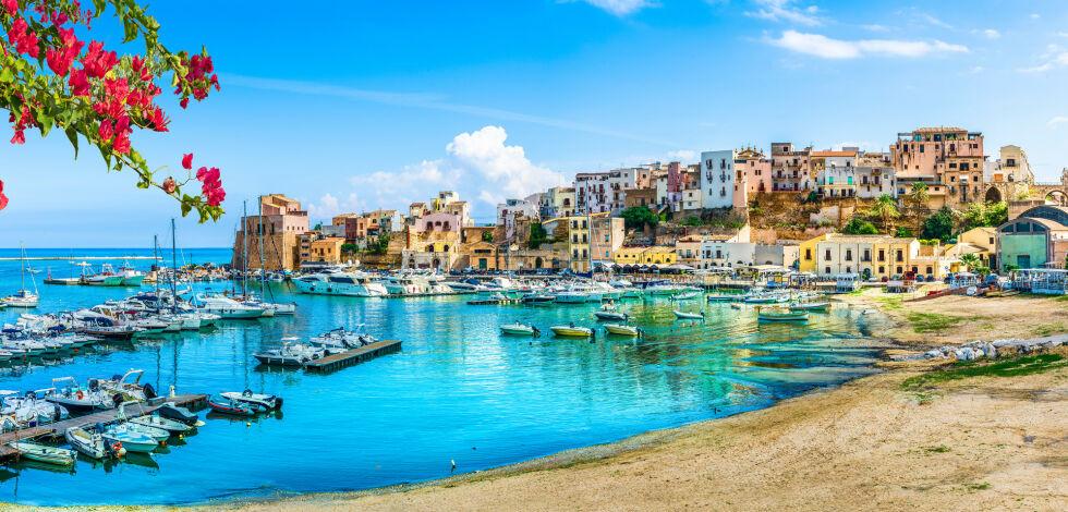 image: Italiensk øy vil betale halve flybilletten din