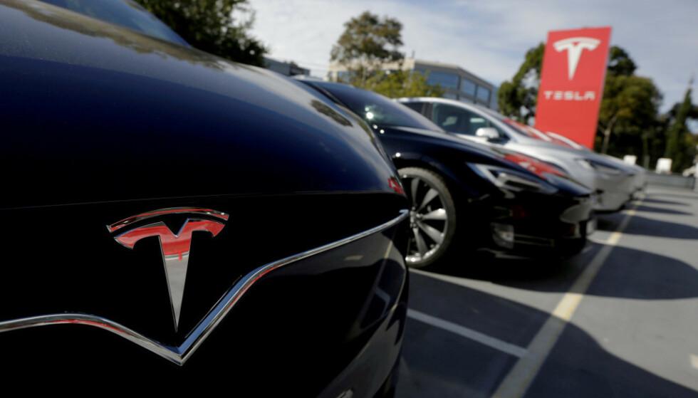 STADIGE FORBEDRINGER: Nå kan Tesla hjelpe strømleverandørene. Foto: Dinside