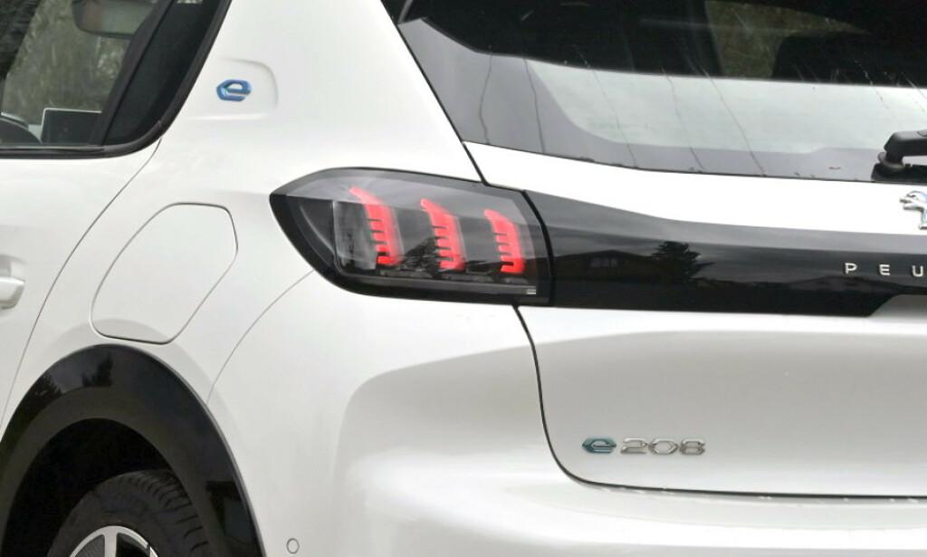 BILLIGERE: Det er allerede mange som har kjørt elbil i mange år som har funnet ut at man klarer seg med relativt kort rekkevidde. Kanskje vil Peugeot gjøre det samme? Foto: Rune M. Nesheim