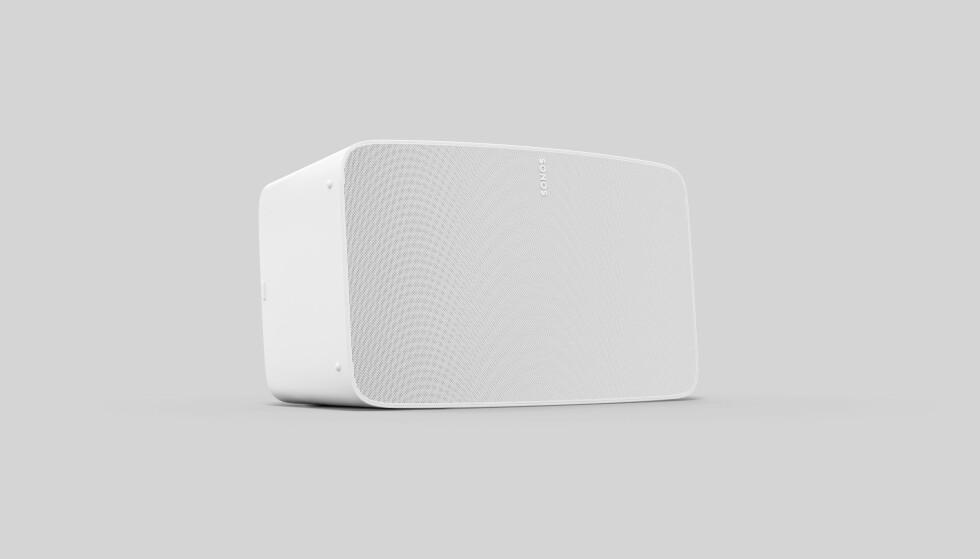 SONOS FIVE: Sonos oppdaterer Play:5 for første gang på fem år. Foto: Sonos