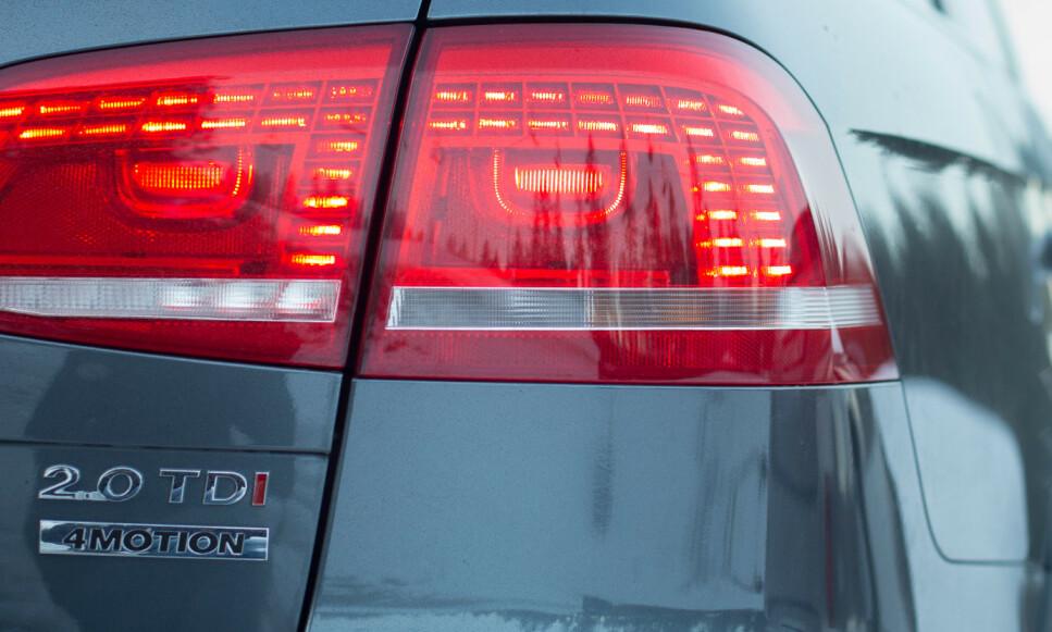 DIESEL I BYEN: Person- og varebiler står 39 prosent av klimautslippene i byen. Aspen D er riktignok først og fremst ment for dieseldrevne anleggsmaskiner, men gir også håp for dieselmotoren som forbrenningsmotor i fremtiden. Foto: Jamieson Pothecary