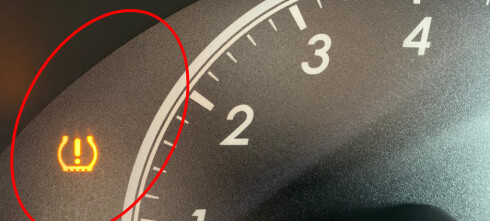 Lyser dette symbolet?