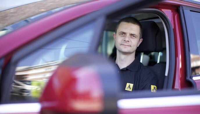 Nils Sødal er senior kommunikasjonsrådgiver i NAF.
