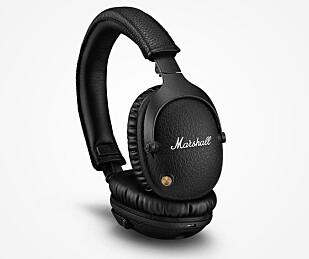 Marshall Monitor II er totalvinner i svenske Testfaktas test av hodetelefoner.