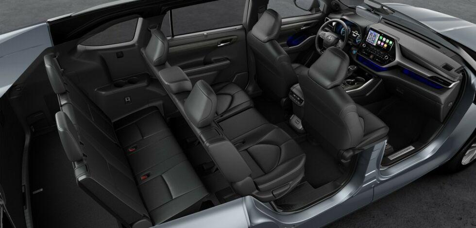 image: Svær SUV fra Toyota