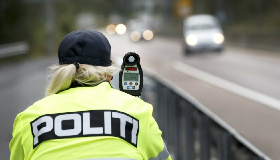 HELE NORGE: UP over hele landet bruker nå den nye digitale plattformen for å utferdige forelegg. Foto: NTB/Scanpix