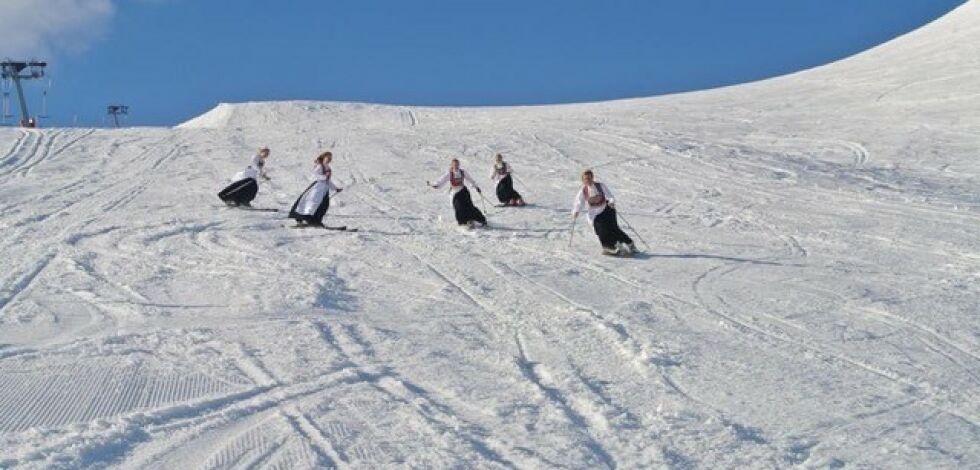 image: Åpne skibakker 17.mai-helga