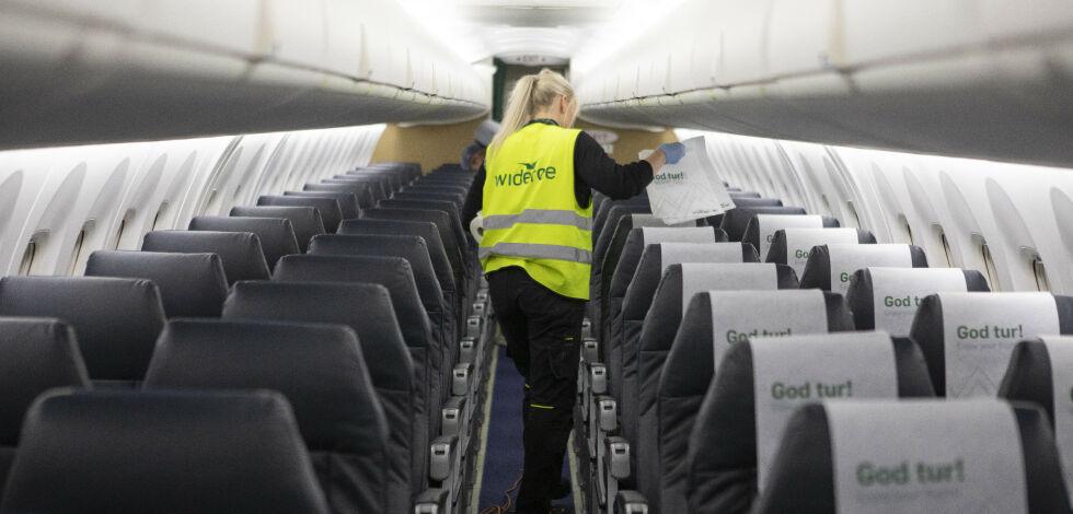 image: Alt om flyreiser i Norge i sommer