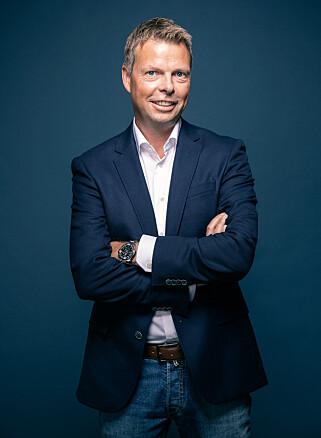 Øyvind Birkenes, CEO Airthings. Foto: Airthings