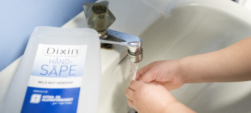 FHI endrer vaskerådene