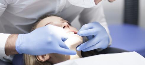 Legger ned tannlegetjeneste