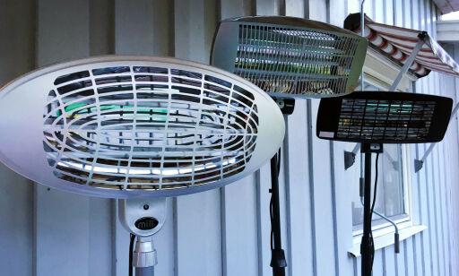 image: Test av rimelige terrassevarmere