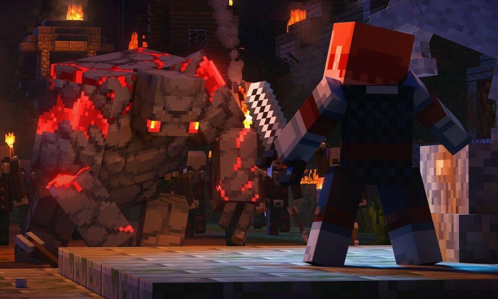 image: Splitter nytt Minecraft!