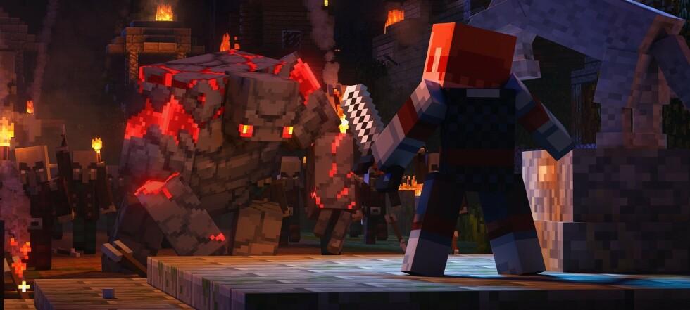 Splitter nytt Minecraft!