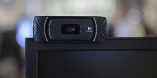 image: Umulig å oppdrive webkameraer