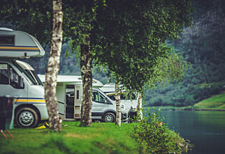Finn beste campingplass