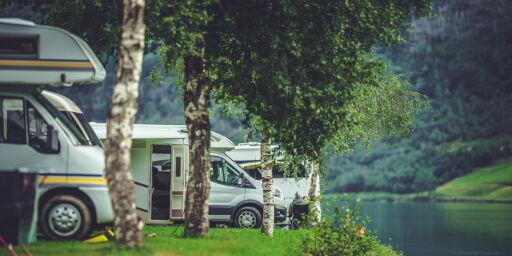 image: Finn beste campingplass