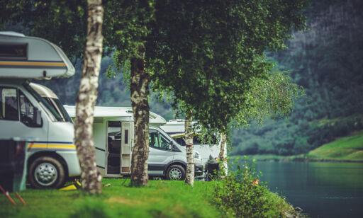 image: Den perfekte camping-ferien