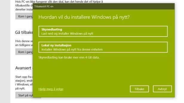Endelig er skynedlasting på plass i Windows 10.