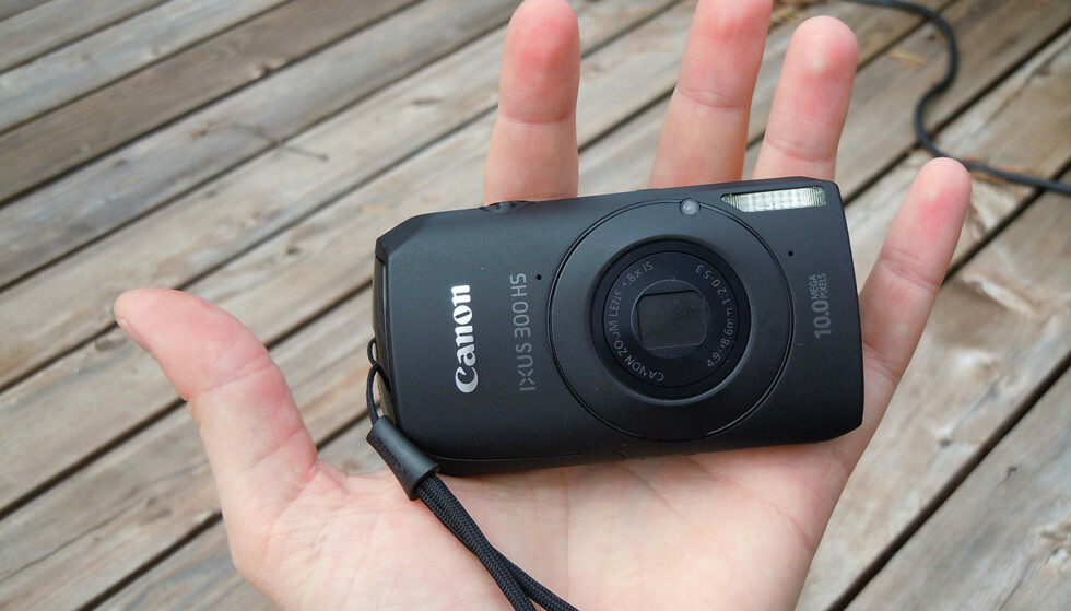 Har du et kompaktkamera liggende i skuffen, kan det godt være at det kan fungere som et webkamera. Foto: Pål Joakim Pollen