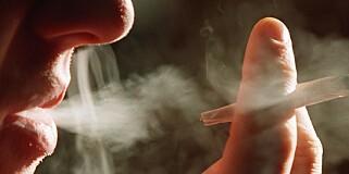 Image: Her kan det bli røykeforbud
