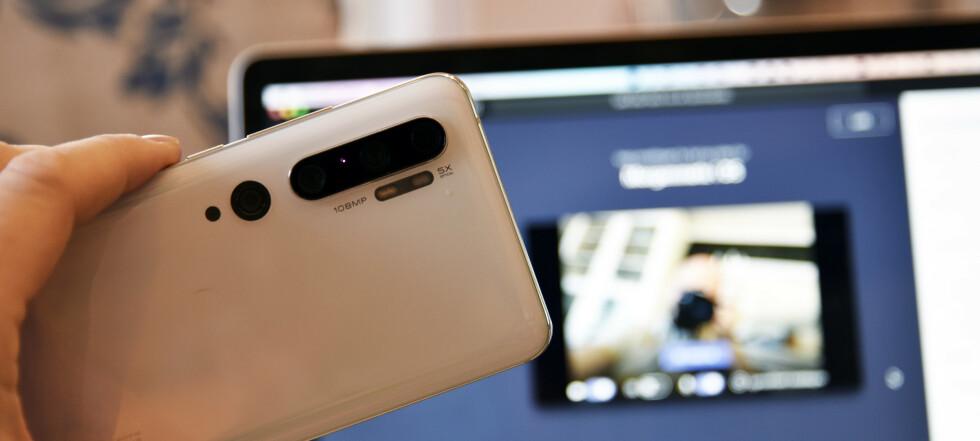 «Lag» ditt eget webkamera