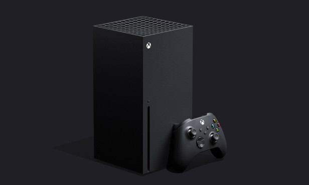 <strong>KOMMER SNART:</strong> Xbox Series X. Foto: Microsoft
