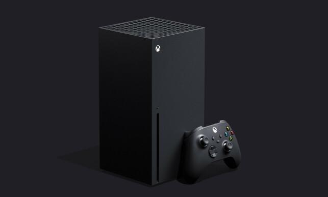 KOMMER SNART: Xbox Series X. Foto: Microsoft
