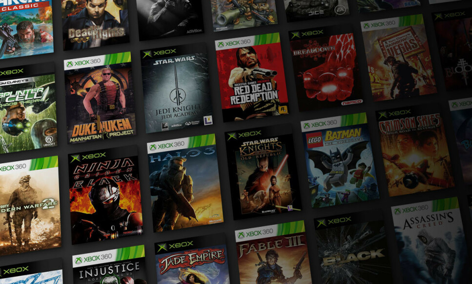 <strong>XBOX SERIES X:</strong> Den nye Xbox-konsollen vil ha støtte for spill fra Xbox, Xbox 360 og Xbox One. Foto: Xbox Game Studios