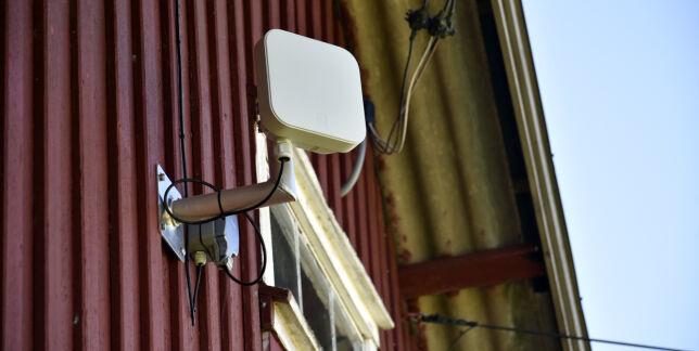 image: TEST: Én måned med trådløst bredbånd