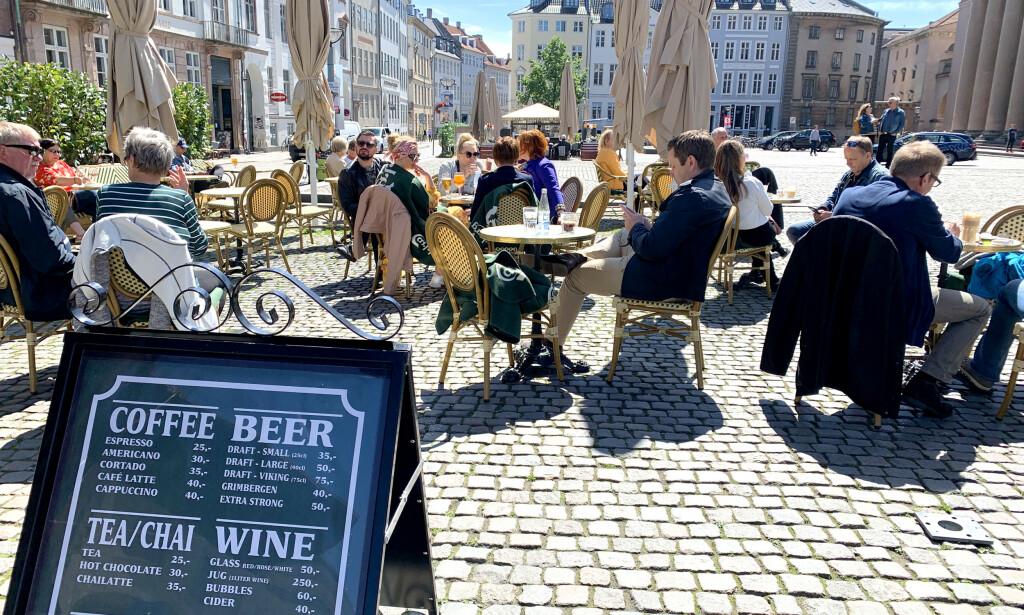 DANMARKSFERIE: Frister København? Danskene ønsker nordmenn velkommen fra 15. juni, men du kan bli oppfordret til å corona-teste deg ved innreise. Foto: Kristin Sørdal