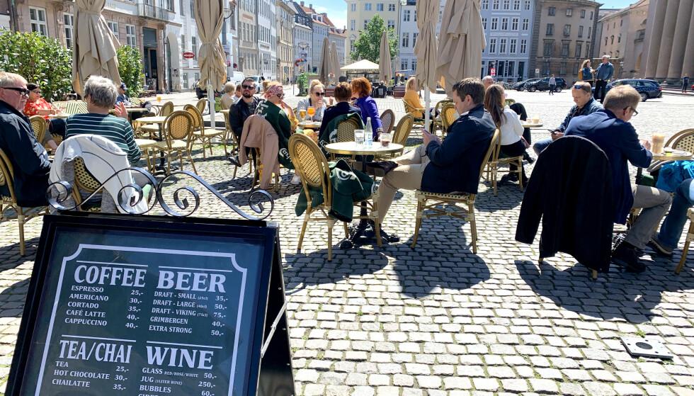 <strong>DANMARKSFERIE:</strong> Frister København? Danskene ønsker nordmenn velkommen fra 15. juni, men du kan bli oppfordret til å corona-teste deg ved innreise. Foto: Kristin Sørdal
