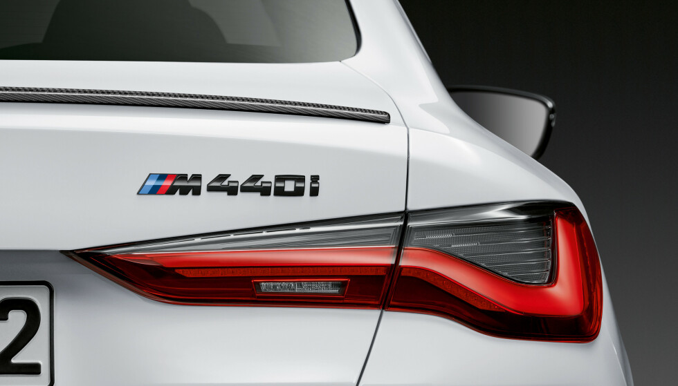 NYDELIG SEKSER: Foreløpig toppmodell blir 3-liters sekseren med 374 hk. Foto: BMW