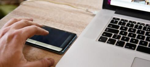Bruk telefonen som mus til PC-en