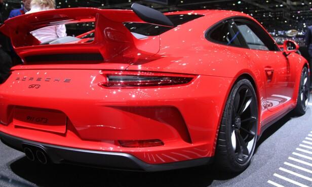 MANGE PROBLEMER: Porsche er bilen som har de fleste feilene. Problemer med drivverk og firehjulstrekk går igjen. Foto: Rune Korsvoll
