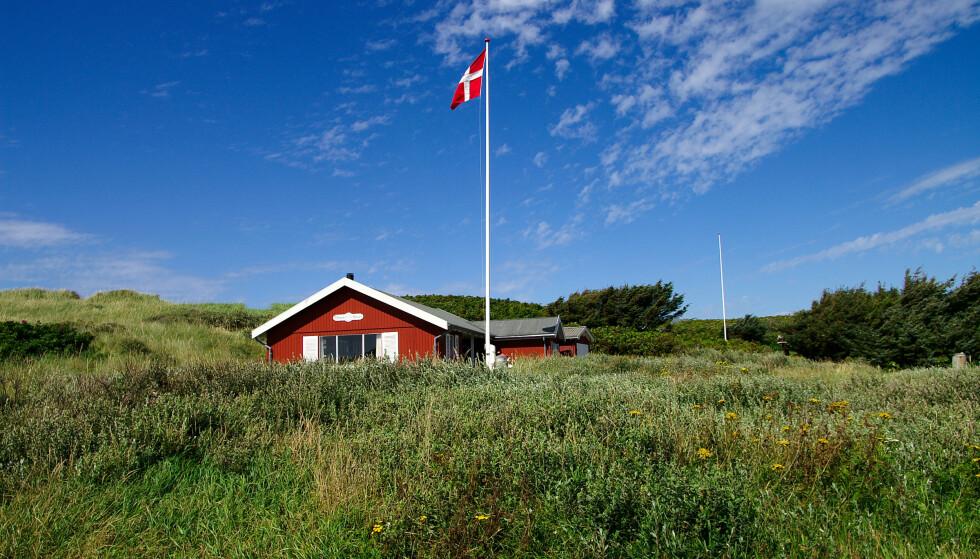 FERIEHUS: Har du planer om å leie feriehus i Danmark i sommer, begynner du å få dårlig tid. Foto: Shutterstock/NTB Scanpix
