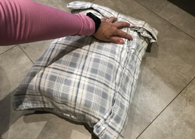 image: Kaos i sengetøyet?