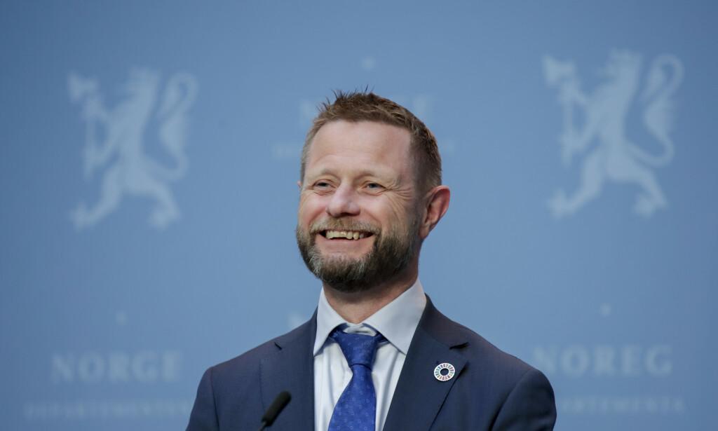 SVERIGE: Helse- og omsorgsminister sier de jobber for en løsning med de nordiske landene. Foto: Vidar Ruud / NTB scanpix