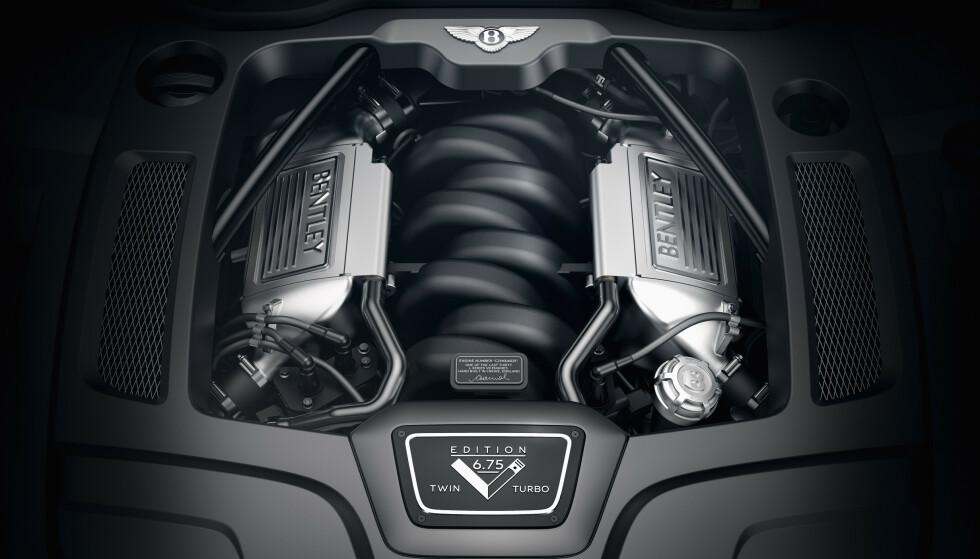 <strong>ALUMINIUM:</strong> Da motoren ble utviklet fra 1952, gikk man for aluminium da rekkesekseren skulle erstattes. V8-motoren var lettere og har eksistert frem til nå, selv om det er over 5 år siden man kunne spore en eneste del fra den originale motoren. Foto: Bentley