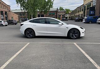 Tesla med kraftig priskutt