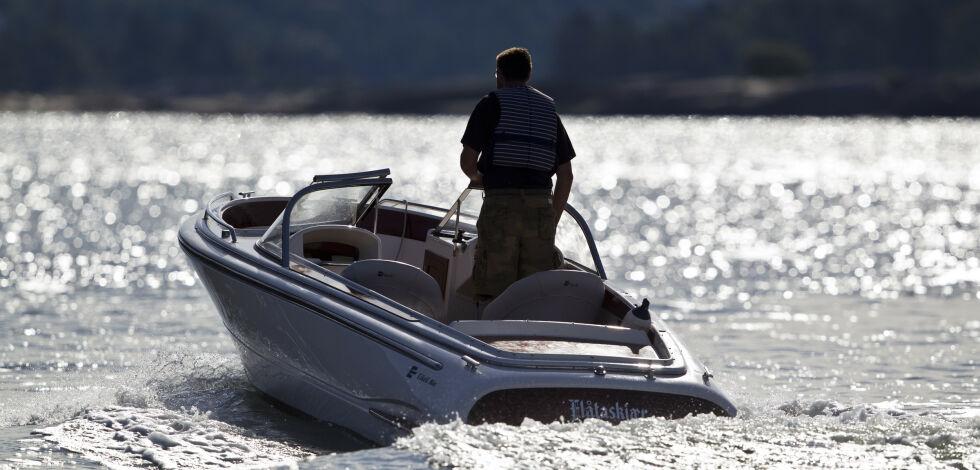 image: Regler for deg med båt