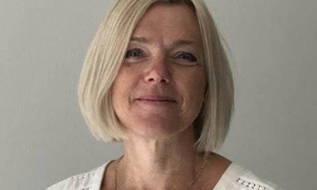 KLAR TALE: Seniorrådgiver i Statens vegvesen, Rita Helen Aarvold, mener det er viktig å ha fokus på det man skal bak rattet - nemlig kjøringen.