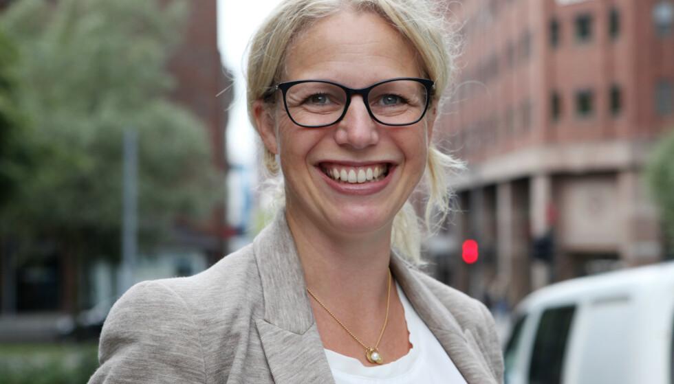 IKKE VURDERT: - Vi har ennå ikke vurdert er slikt forslag i Norge, sier divisjonsdirektør Folkehelse og Forebygging i Helsedirektoratet, Linda Granlund.