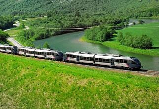 SJ tar over Dovrebanen og Nordlandsbanen