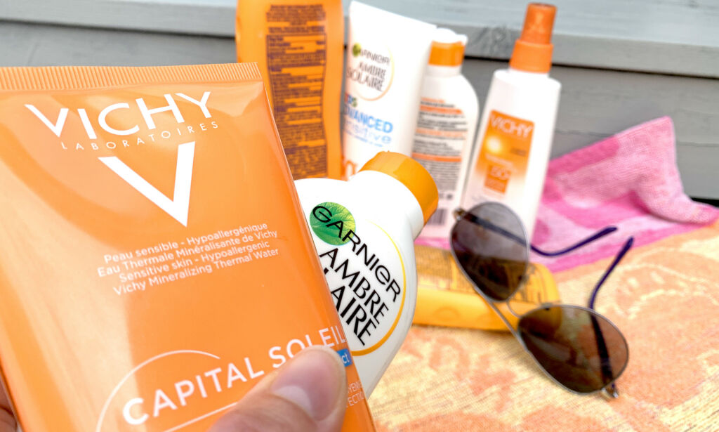 image: Solkrem-test: Mange inneholder uønskede stoffer