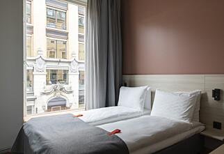 Innfører prisgaranti på hotell
