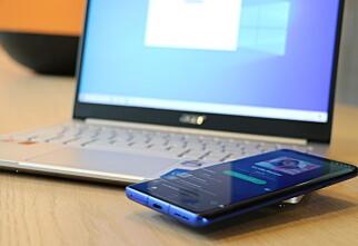 Bruk PC-en som Bluetooth-høyttaler