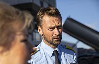 Steven Hasseldal, her fra da han var politimester i Øst politidistrikt. Foto: NTB Scanpix